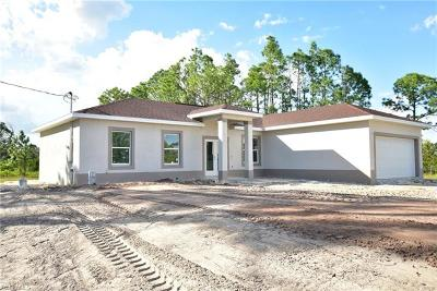 Single Family Home For Sale: 2085 Everglades Blvd N