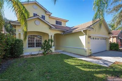 Collier County Single Family Home For Sale: 8295 Laurel Lakes Blvd