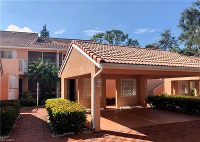 Collier County Condo/Townhouse For Sale: 2448 Hidden Lake Dr #1108