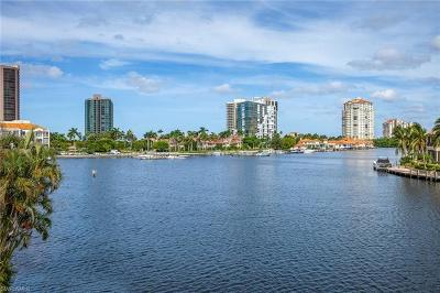 Naples FL Single Family Home Pending With Contingencies: $3,100,000