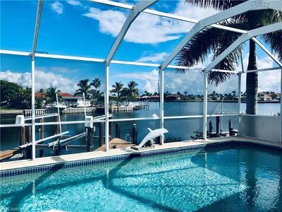 Marco Island FL Single Family Home For Sale: $990,000