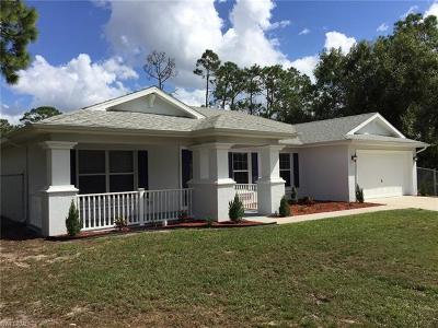 Lee County Single Family Home For Sale: 1402 Congress Ave