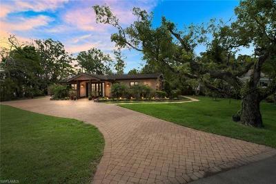 Naples FL Single Family Home For Sale: $545,500