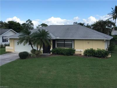 Naples Single Family Home For Sale: 9548 Chelford Ct