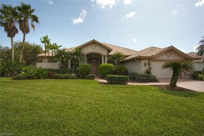 Single Family Home For Sale: 12040 Mahogany Isle Ln