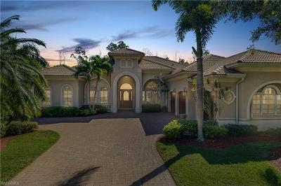 Naples FL Single Family Home For Sale: $1,090,000