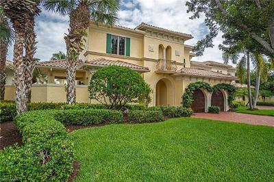 Naples Single Family Home For Sale: 9006 Terranova Dr