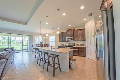 Naples Single Family Home For Sale: 16216 Aberdeen Ave