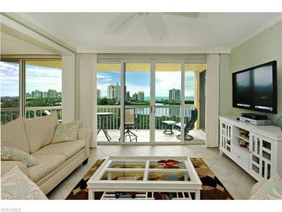 Naples FL Condo/Townhouse For Sale: $639,000