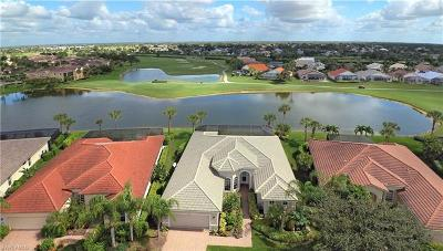 Naples  Single Family Home For Sale: 8776 Mustang Island Cir