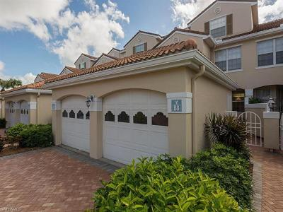 Naples Condo/Townhouse For Sale: 8415 Excalibur Cir #B8