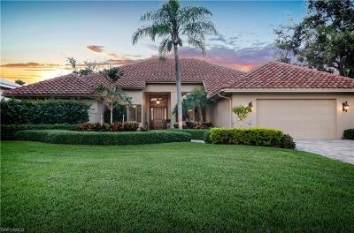 Collier County Single Family Home For Sale: 6 Bramblewood Pt