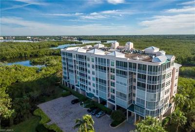 Bonita Springs Condo/Townhouse For Sale: 260 Barefoot Beach Blvd #501