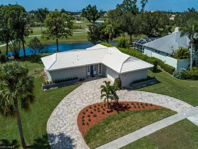 Marco Island Single Family Home For Sale: 592 Nassau Rd