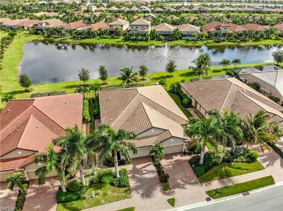 Bonita Springs, Cape Coral, Fort Myers, Fort Myers Beach Condo/Townhouse For Sale: 11078 St Roman Way E
