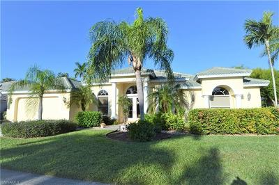 Naples Single Family Home For Sale: 11279 Longshore Way W