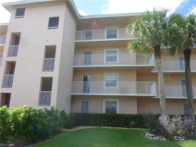 Collier County Condo/Townhouse For Sale: 441 Quail Forest Blvd #A301