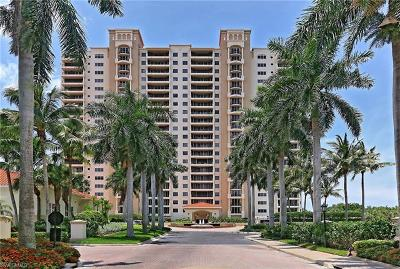 Naples Condo/Townhouse For Sale: 7425 Pelican Bay Blvd #406