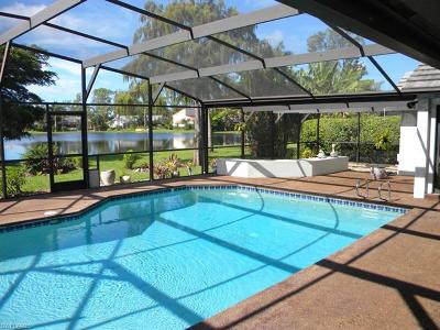 Naples Bath And Tennis Club Single Family Home For Sale: 1380 Bald Eagle Dr Dr