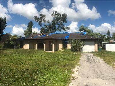 Collier County Single Family Home For Sale: 4511 26th Ave SW
