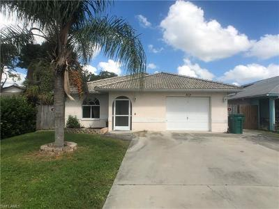 Naples Park Single Family Home For Sale: 813 101st Ave N