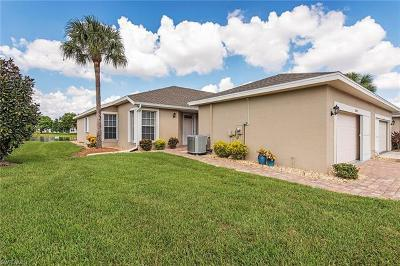 Estero Condo/Townhouse For Sale: 23140 Grassy Pine Dr