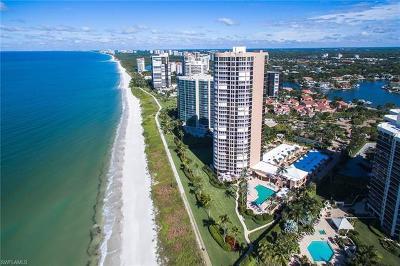 Condo/Townhouse Sold: 4601 Gulf Shore Blvd N #9