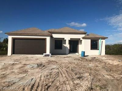 Naples FL Single Family Home For Sale: $310,000