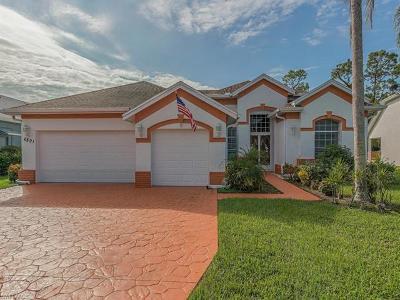 Naples Single Family Home For Sale: 6891 Compton Ln S