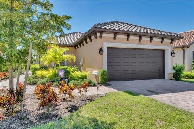Naples Single Family Home For Sale: 8308 Lucello Ter N