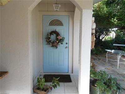 Naples Park Single Family Home Pending With Contingencies: 726 98th Ave N