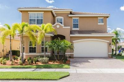 Fort Myers Single Family Home For Sale: 10059 Mimosa Silk Dr