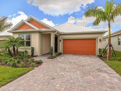 Naples Single Family Home For Sale: 14609 Catamaran Pl