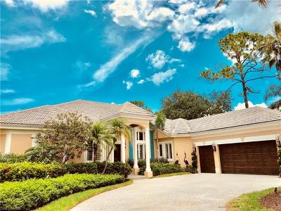 Naples Single Family Home For Sale: 155 Cheshire Way