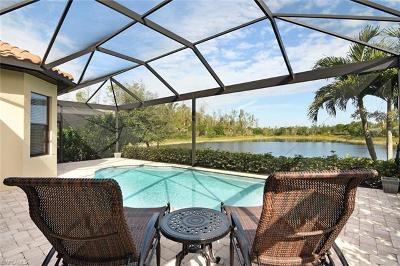 Naples Single Family Home For Sale: 8519 Palacio Ter N