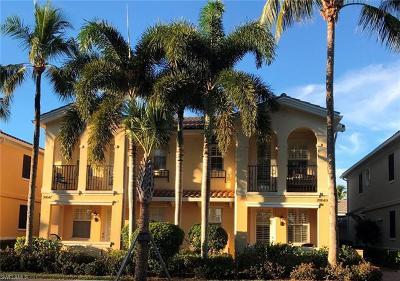 Bonita Springs Condo/Townhouse For Sale: 28649 Alessandria Cir N