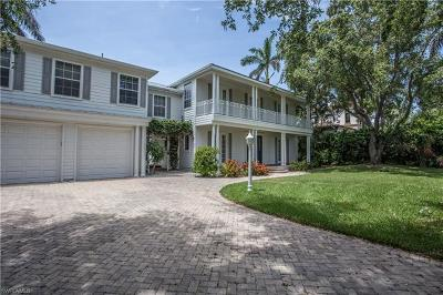 Naples Single Family Home For Sale: 338 4th Ave N