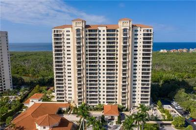 Condo/Townhouse Sold: 7425 Pelican Bay Blvd #1002