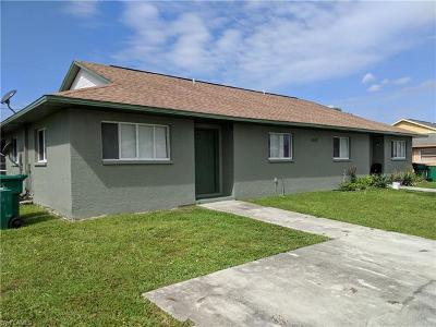 Multi Family Home Pending With Contingencies: 2497 55th Ter SW