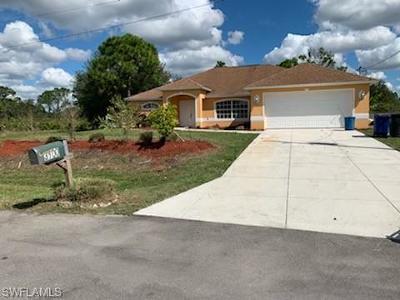 Lehigh Acres Single Family Home For Sale: 3700 Gene Ave N