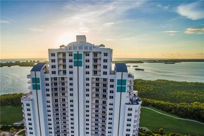 Seaglass At Bonita Bay Condo/Townhouse For Sale: 4971 Bonita Bay Blvd #1806