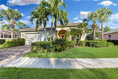 Naples Single Family Home For Sale: 3799 Recreation Ln