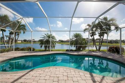 Fort Myers Single Family Home Pending With Contingencies: 17491 Stepping Stone Dr
