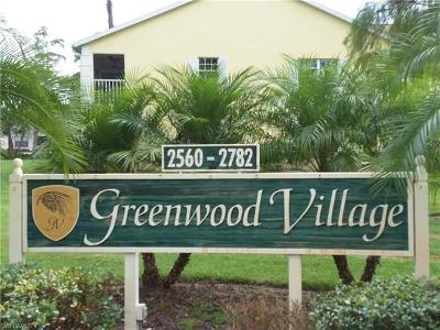 Naples Condo/Townhouse For Sale: 2656 Kings Lake Blvd #7-101