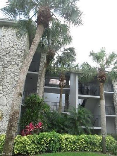 Naples Condo/Townhouse For Sale: 758 Eagle Creek Dr #G-303