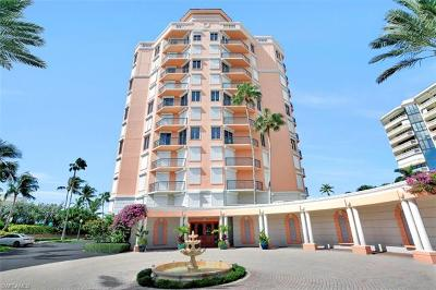 Marco Island Condo/Townhouse Pending With Contingencies: 530 S Collier Blvd #201