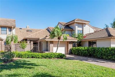 Naples Condo/Townhouse For Sale: 6656 Trident Way #J-3