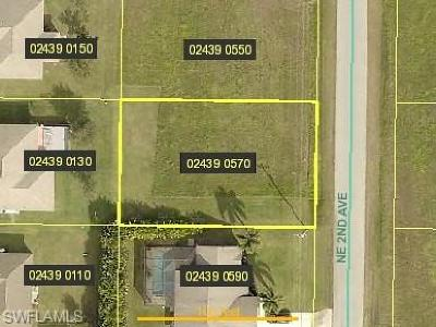 Residential Lots & Land For Sale: 1314 NE 2nd Ave