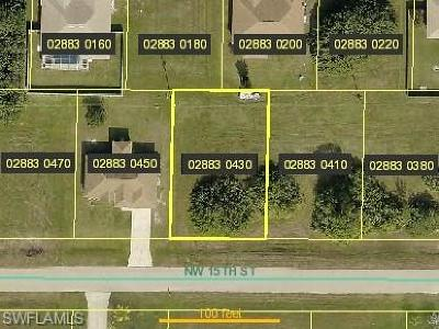 Residential Lots & Land For Sale: 1111 NW 15th St