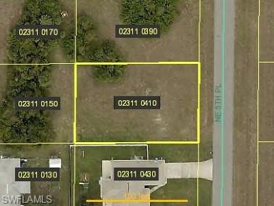 Residential Lots & Land For Sale: 2616 NE 5th Pl